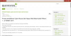 Web Teknik Informatika Maranatha
