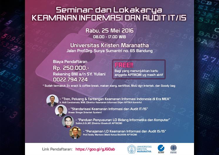 Poster Semiloka A5